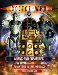 Doctor Who RPG - Aliens and Creatures