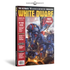 White Dwarf Magazine January 2019