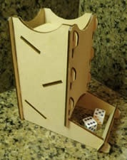 Dice Tower Knockdown: Value Edition