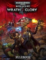 Warhammer 40K RPG Wrath & Glory Core Rulebook Revised