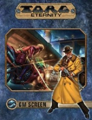 Torg Eternity: GM Screen and Archetypes