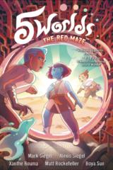5 Worlds GN Vol 03 Red Maze