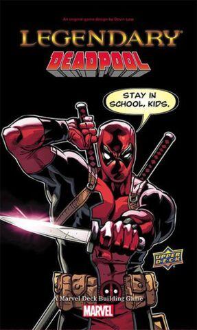 Marvel Legendary: Deadpool