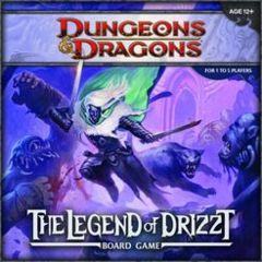D&D Board Game: Legend of Drizz't
