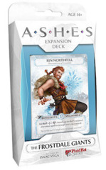 Ashes Rise of the Phoenixborn: Rin - Frostdale Giants