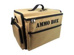 Battle Foam Ammo Box Bag: Standard Load Out (Khaki)