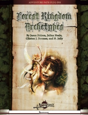 Forest Kingdom Archetypes