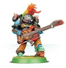 Chaos Space Marines Emperor's Children Noise Marines