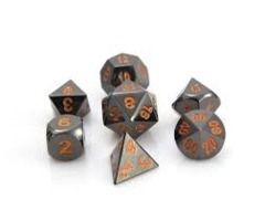 RPG Set - Sinister Chrome w/ Orange