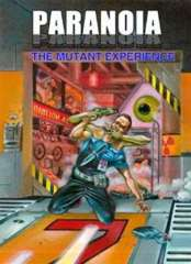 Paranoia XP - The Mutant Experience (Softcover)