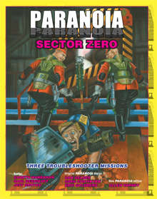 Paranoia - Sector Zero (Module)