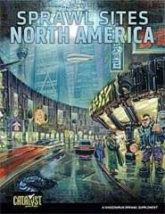 Shadowrun 20th Anniversary Edition: Sprawl Sites - North America