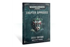 Warhammer 40000: Chapter Approved 2018 Edition (Eng)