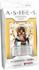 Ashes Expansion Deck: The Goddess of Ishra