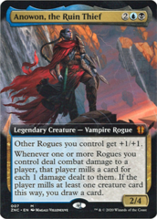 Anowon, the Ruin Thief - Extended Art