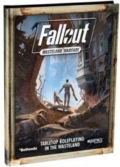 Fallout Wasteland Warfare RPG: Corebook