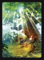 Legion Sleeves: Velinov Forest