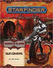 Starfinder Dawn of Flame 3: Sun Divers