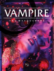 Vampire The Masquerade 5th Edition HC