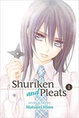 Shuriken & Pleats GN Vol 01