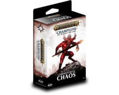 Warhammer Age of Sigmar Champions: Chaos Campaign Deck