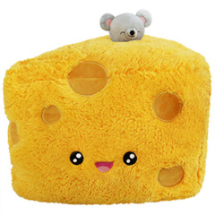 Squishable Cheese Wedge