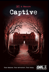 Captive - Choose Your Own Adventure Graphic Novel