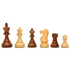 Chessmen: English Staunton Sheesam/Kari