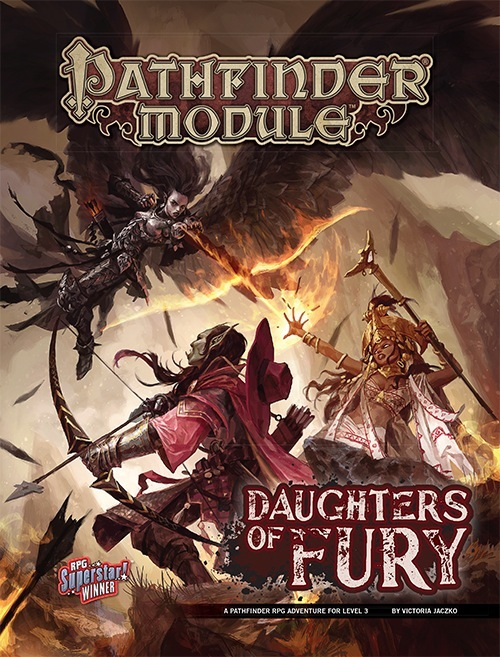 Pathfinder Campaign Setting: Lands of Conflict