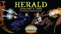 Herald: Lovecraft and Tesla RPG