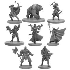 Critical Role Minis: Vox Machina