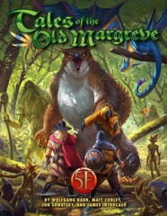 Tales of the Old Margreve (5E)