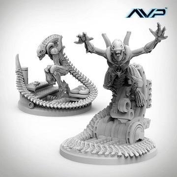 AVP: Alien Evolved Warriors
