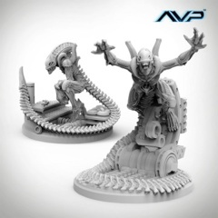 AVP: Alien Evolved Warriors