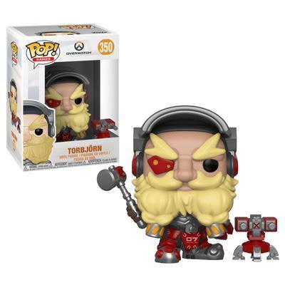 Pop! Games: Overwatch - Torbjorn