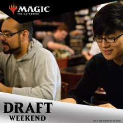 Magic Booster Draft (Draft Weekend)