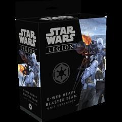 Star Wars: Legion - E-Web Heavy Blaster Team