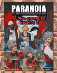 Paranoia - Alpha Complex Nights 2 (Softcover)