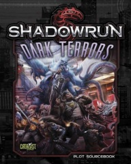 Shadowrun 5E: Dark Terrors