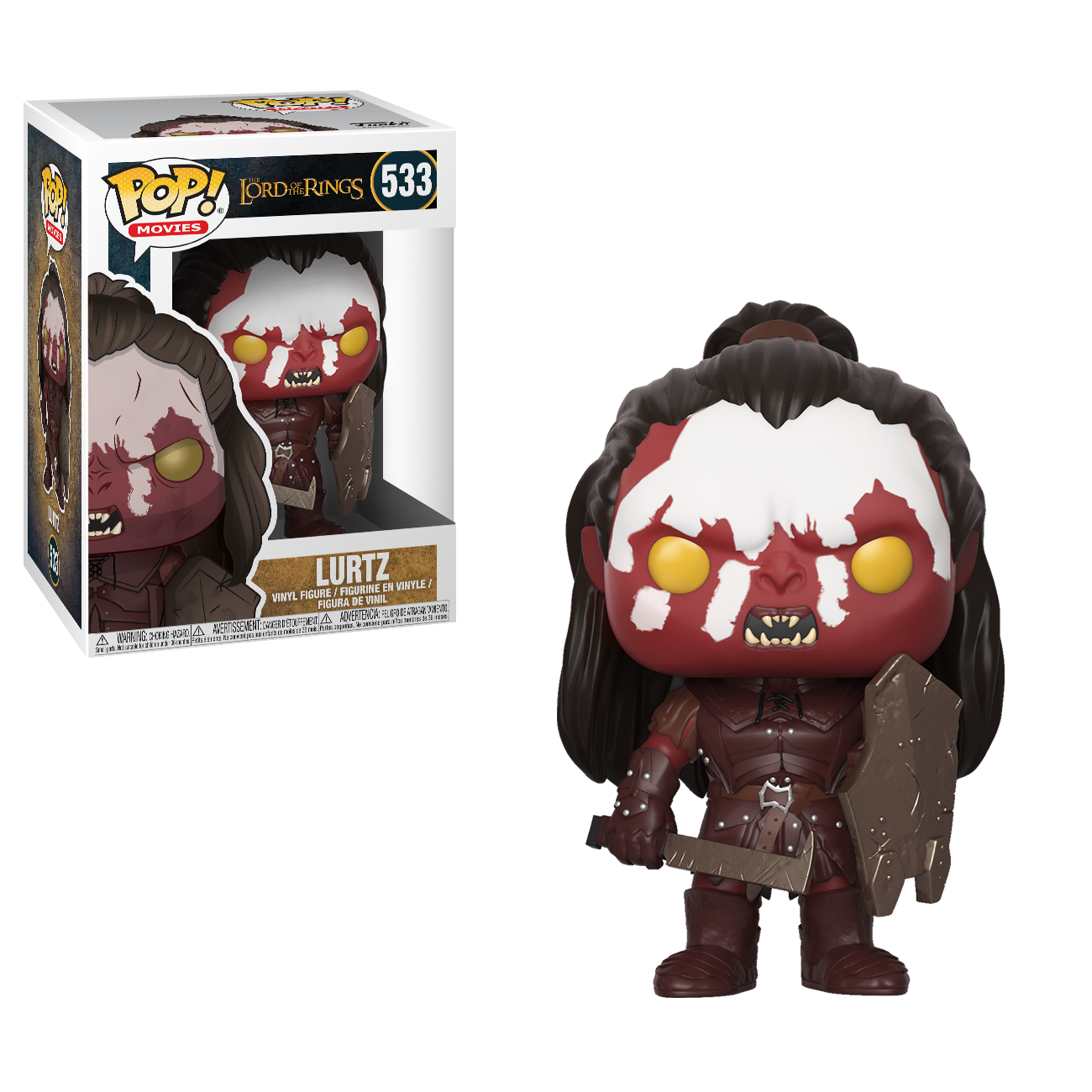 Pop! Movies: Lord of the Rings - Lurtz