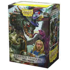 Dragon Shield Art Sleeves Box of 100 in Matte Easter Dragon