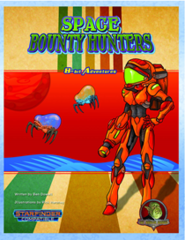 8-Bit Adventures: Space Bounty Hunters