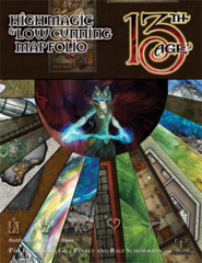 13th Age: High Magic & Low Cunning Portfolio