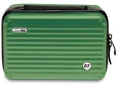 Ultra Pro Deck Box: GT Luggage Green