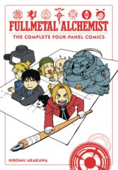 Fullmetal Alchemist Complete Four-Panel Comics TP