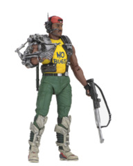 Aliens Series 13 Space Marine Sgt. Apone Figure