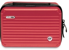 Ultra Pro Deck Box: GT Luggage Red
