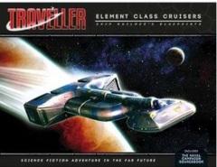 Traveller Element Class Cruisers: Shipbuilder's Blueprints