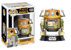 Pop! Movies: Star Wars - Chopper