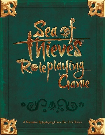 Sea of Thieves RPG Box Set
